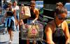 08/08/14. Nessa a été vue lorsqu'elle rangé ses courses dans le coffre de sa voiture à Studio City, en Californie. Top ou Flop ?