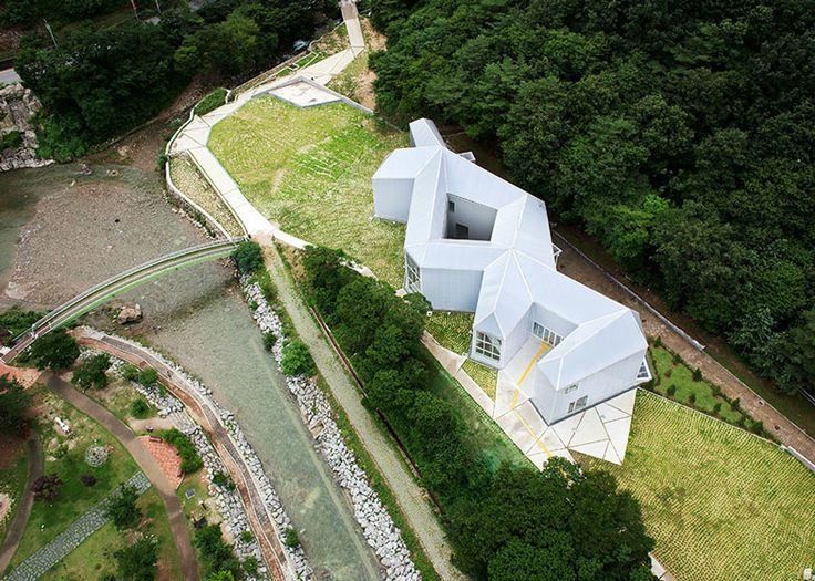 Chang Ucchin Museum - Chae Pereira architects