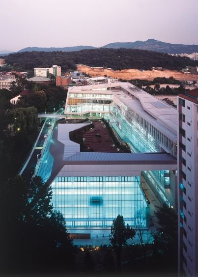 Campus de Séoul - Unsangdong architects