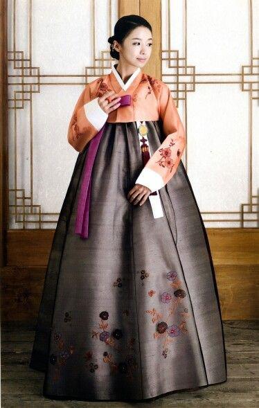 Les hanboks