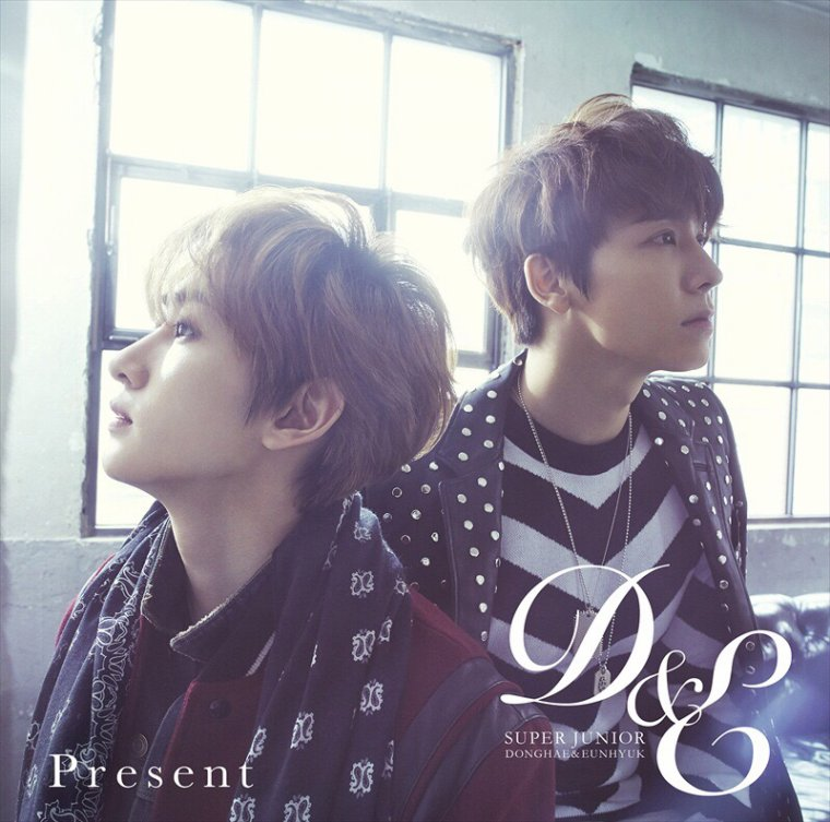 Nouveau Mini Album : Super Junior - D&E