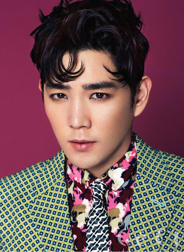 Kang In - Kim Yeong Un - 강인 (SUPER JUNIOR)