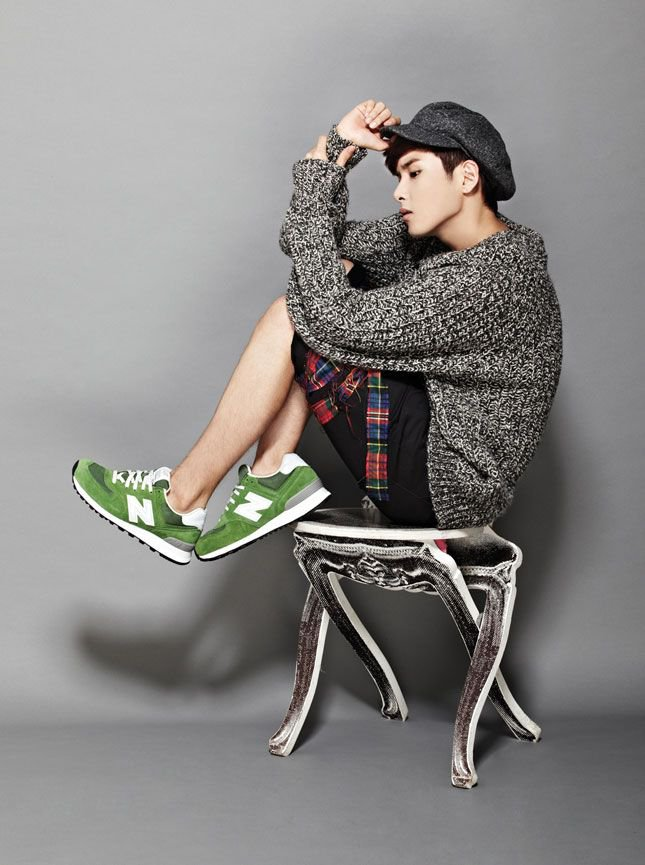 Ryeo Wook - Kim Ryeo Uk - 려욱 ( SUPER JUNIOR)