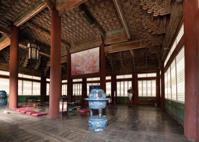 Les Palais : Palais Gyeongbok