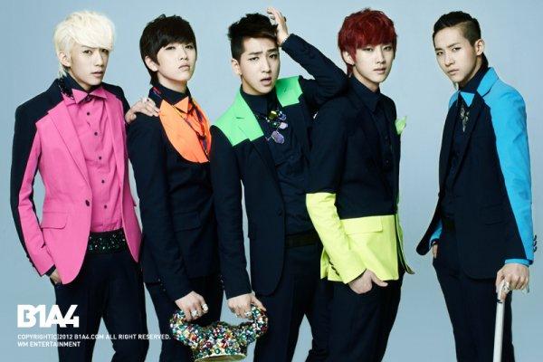 B1A4 - 비원에이포