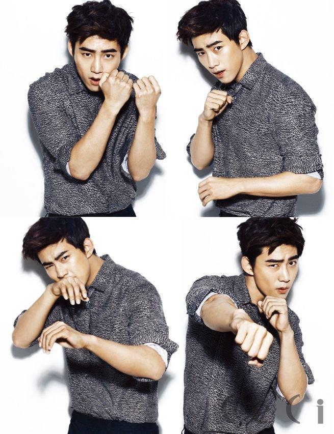 Ok Taec Yeon - 옥택연 - 2PM