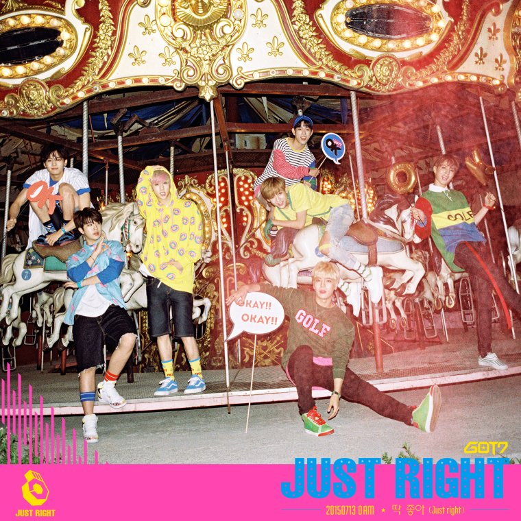 Just right / Just Right - GOT7 (2015)