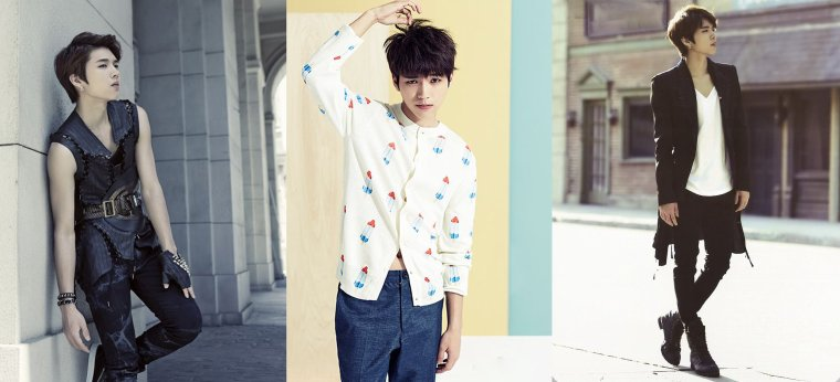 Woo Hyun - 우현 - INFINITE