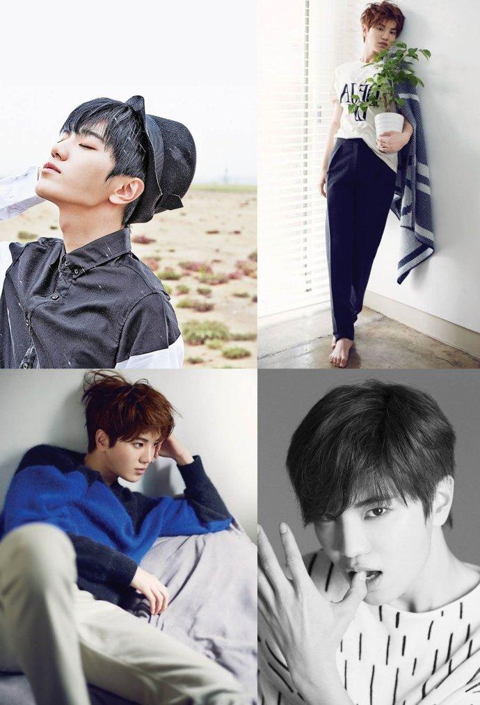 Sung Jong - 성종 - INFINITE