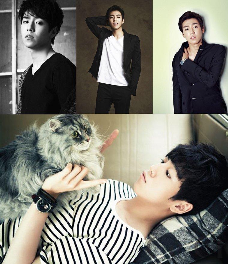 Lee Hyun Woo - 이현우