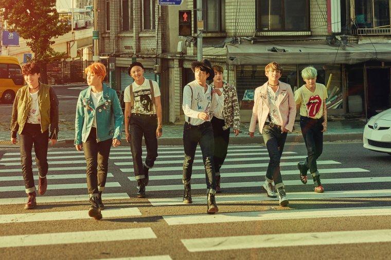 BTS  - 방탄소년단 - BangTan Boys