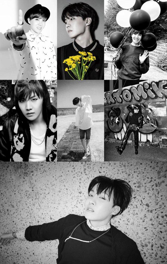 J Hope - 정호석 - BTS
