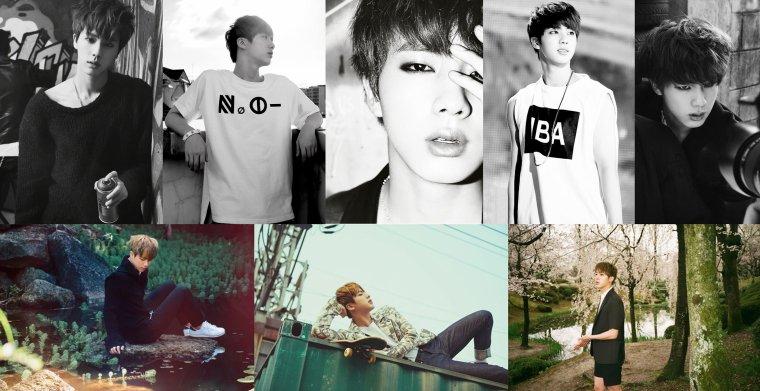 JIN - 진 - BTS