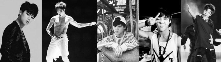 JIMIN  -  지민 - BTS
