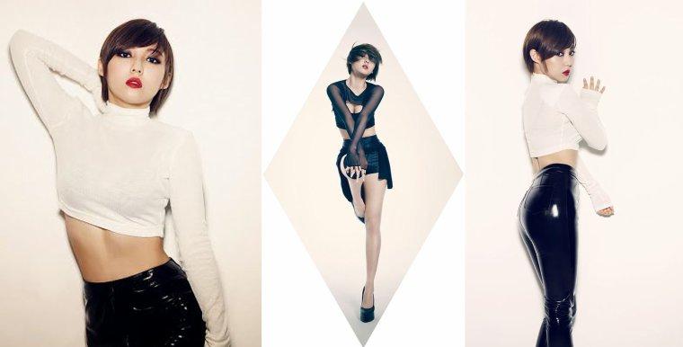 Min - 민 - Miss A