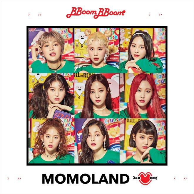 GREAT !  / Bboom Bboom - MOMOLAND (2018)