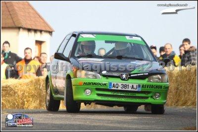 Rallye du Baldomérien 2011