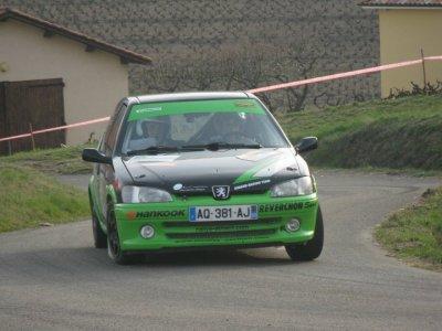 Rallye des Vignes 2011