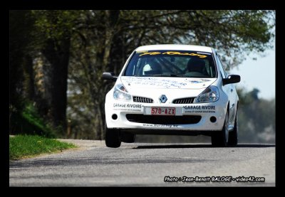 Rallye des monts du lyonnais 2011