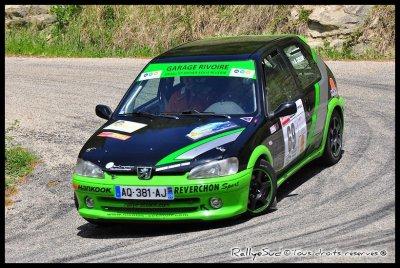 Rallye national de l ecureuil 2011