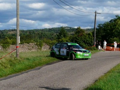 Rallye National du Forez 2011