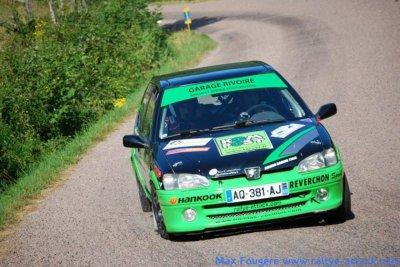 Rallye de la Cote Roannaise