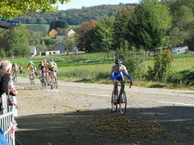 10/10/2010 - CYCLO-CROSS DE BOULZICOURT (08)