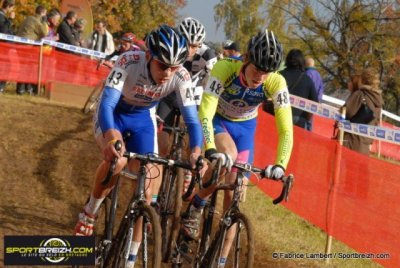 31/10/2010 - CHALLENGE LA FRANCE CYCLISTE DE CYCLO-CROSS 2010 - SAVERNE (67) - PREMIERE MANCHE