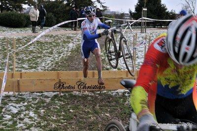 05/12/2010 - CYCLO-CROSS DE TINQUEUX (51) - CHAMPIONNATS DE CHAMPAGNE