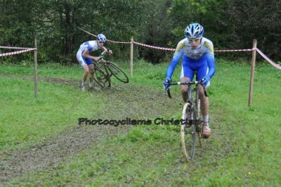 09/10/2011 - CYCLO-CROSS DE BOULZICOURT (08)