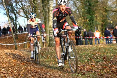 11/11/2011 - CYCLO-CROSS DU MONT-OLYMPE A CHARLEVILLE-MEZIERES (08)
