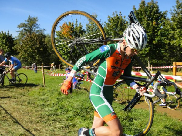 30/09/2012 - CYCLO-CROSS DE BOULZICOURT (08)