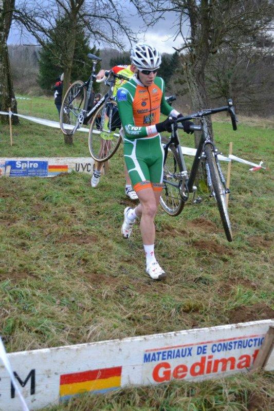 16/12/2012 - CYCLO-CROSS D'AIGLEMONT (08)