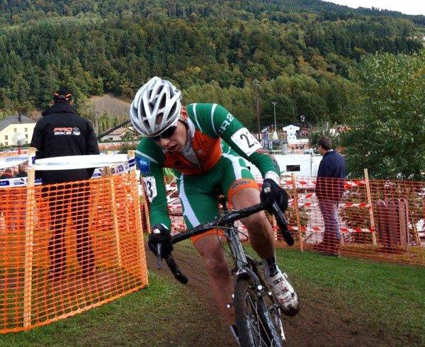 13/10/2013 - CHALLENGE LA FRANCE CYCLISTE DE CYCLO-CROSS 2013 - ST-ETIENNE LES REMIREMONT (88) - PREMIERE MANCHE
