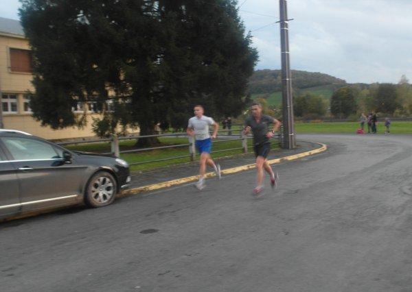 26/10/2013 - NOUVION-SUR-MEUSE (08) - CORRIDA D'HALLOWEEN (7,2 KM)