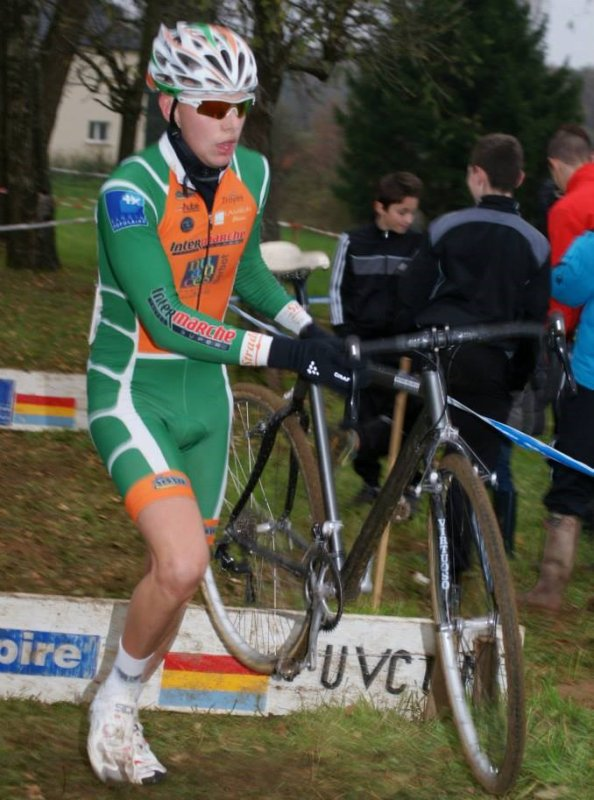 17/11/2013 - CYCLO-CROSS D'AIGLEMONT (08)