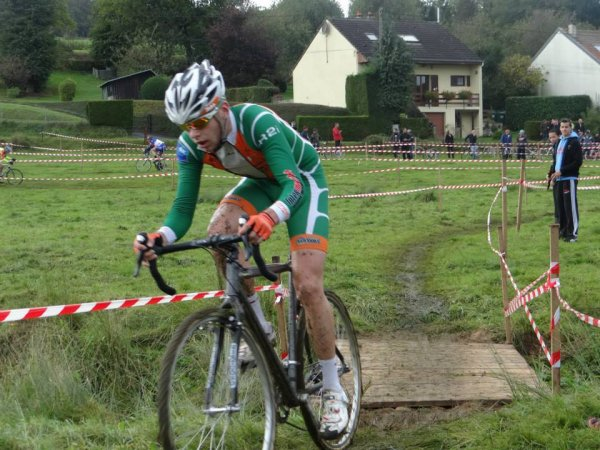 21/09/2014 - CYCLO-CROSS DE LA GRANDVILLE (08)