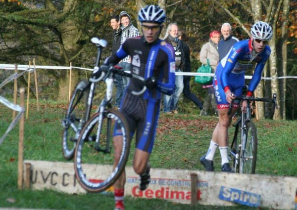 11/11/2014 - CYCLO-CROSS DU MONT-OLYMPE A CHARLEVILLE-MEZIERES (08)
