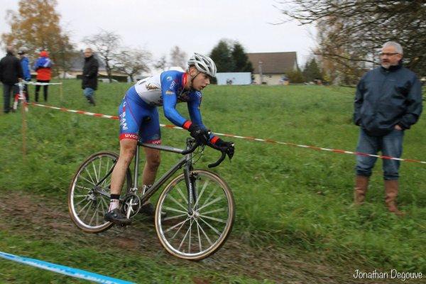 16/11/2014 - CYCLO-CROSS D'AIGLEMONT (08)