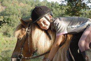 ceux qui aiment leurs chevaux/poneys!!