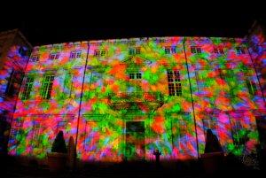 Nîmes en lumière