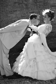Shooting photos, mariage :D