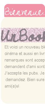 UnBookAuCinema.skyblog.com