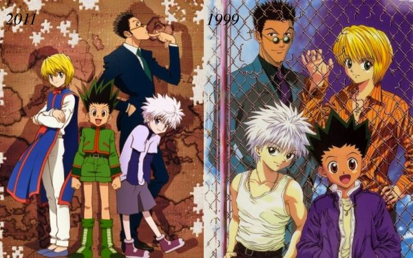 Hunter x Hunter (partie technique)