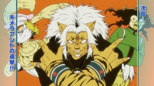 Présentation personnages secondaires de l'arc Kimeras Ants