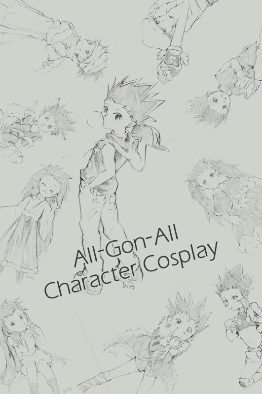 All-Gon-All Character Cosplay