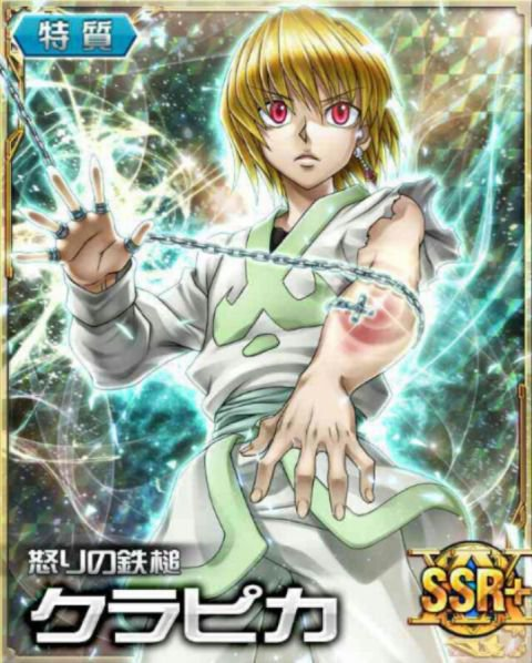 Hunter x Hunter Battle Card Collection