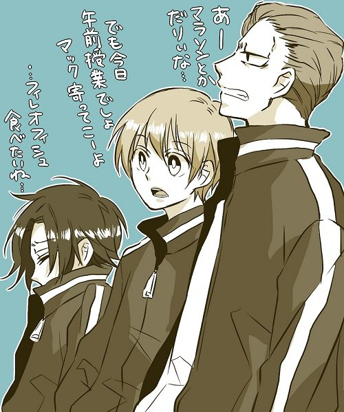 Sharnalk, Feitan & Phinks