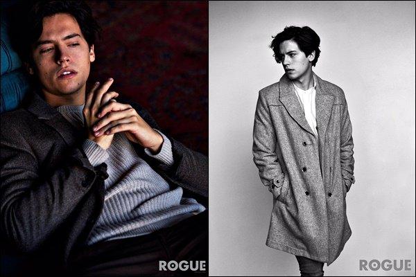 * ●● Découvrez ce photoshoot de Cole réalisé par A. Sgambati pour Rogue Magazine *