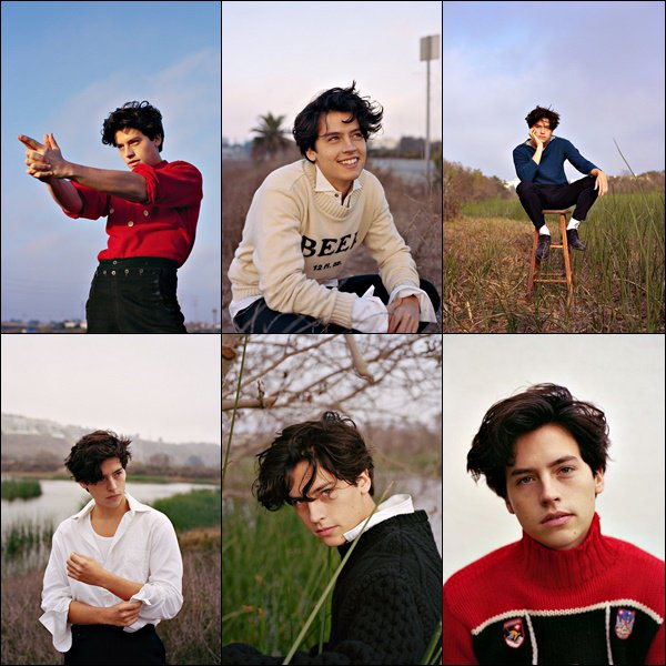 * ●● Découvrez ce magnifique photoshoot de Cole pour The Last Magazine *